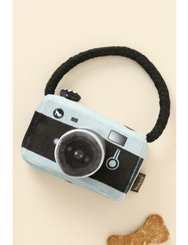 Camera Dog Toy by Anthropologie