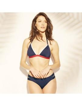 Women's Triangle Bikini Top   Kona Sol Red/White/Blue by Kona Sol Red/White/Blue
