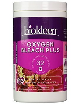 Biokleen   Oxygen Bleach Plus With Gse Powder (907 Grams) (32 Ounce) (2 Pack) by Biokleen