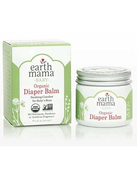 Earth Mama Angel Baby Earth Mama Bottom Balm, 2 Ounce Jar by Earth Mama Angel Baby