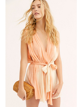 Aretha Romper by Intimately