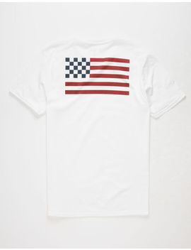 Fox Patriot Mens T Shirt by Fox