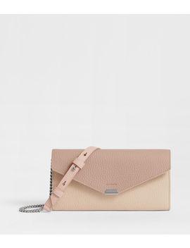 Captain Chain Leather Wallet by Allsaints