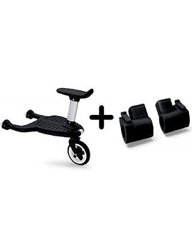 Bugaboo Comfort Wheeled Board With Seat + Bugaboo Comfort Wheeled Board Adapter   Bee by Bugaboo