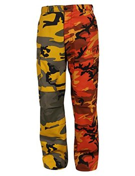 Rothco Two Tone Camo Bdu Pants by Rothco