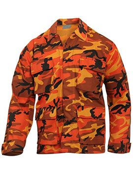 Rothco Color Camo Bdu Shirt by Rothco