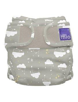 Bambino Mio, Miosoft Cloth Diaper Cover, Cloud Nine, Size 1 (<21lbs) by Bambino Mio