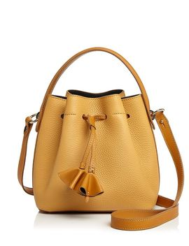 Karynt Leather Satchel   100 Percents Exclusive by Celine Lefebure