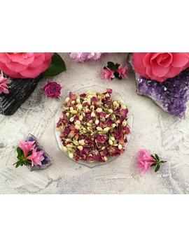 Romance Herbal Tea   Organic Loose Tea by Etsy