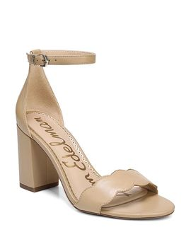 Women's Odila Block Heel Sandals by Sam Edelman