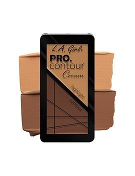L.A. La Girl Pro Contour Cream Highlight (Gcc635 Natural) by Amazon