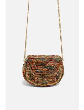 Beaded MinaudiÈre  View All Accessories Woman by Zara