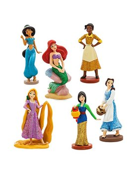 Disney Princess Figure Play Set   ''once Upon A Time'' by Disney
