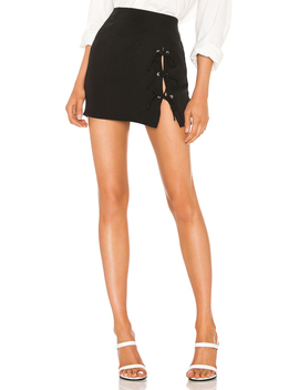 Deidra Mini Skirt by Superdown