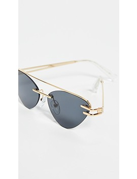 The Coupe Sunglasses by Le Specs X Adam Selman