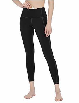 rocorose-women-yoga-pants-high-rise-with-hidden-pocket-running-exercise-legging by rocorose