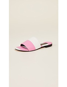 Monaco Slide Sandals by Avec Moderation