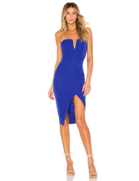 Beatrice Tube Dress by Superdown
