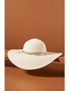 Eugenia Kim Honey Banded Sun Hat by Eugenia Kim