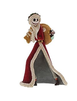 Enesco The The Nightmare Before Christmas Santa Jack Stone Resin Figurine by Enesco