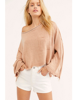 Prism Solid Jumper by Free People