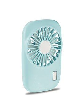 Aluan Handheld Fan Mini Fan Powerful Small Personal Portable Fan Speed Adjustable Usb Rechargeable Eyelash Fan For Kids Girls Woman Home Office Outdoor Travel by Aluan