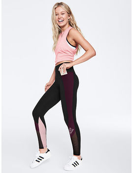 High Waist Cotton 7/8 Ankle Legging by Pink