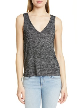 Hudson V Neck Tank by Rag & Bone
