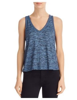 Ramona Space Dye Knit Tank by Rag & Bone/Jean