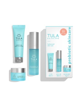 Tula Probiotic Skin Care Balanced Skin Set by Tula Probiotic Skincare