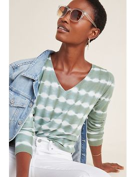 Michael Stars Tie Dyed Pullover by Michael Stars