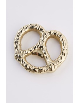 Pretzel Bottle Opener by Anthropologie