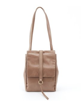 Bridge Leather Convertible Backpack by Hobo