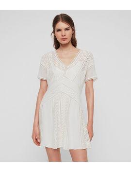 Cindi Lace Dress by Allsaints