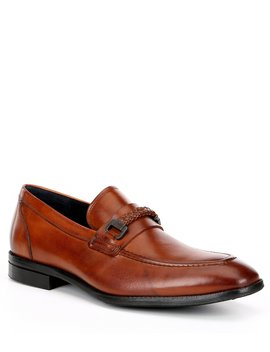 Men's Warner Leather Grand Bit Loafer by Cole Haan