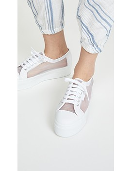 2790 Mesh Platform Sneakers by Superga