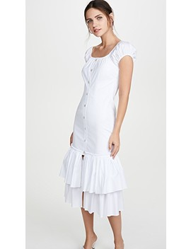 Lyla Dress by Caroline Constas