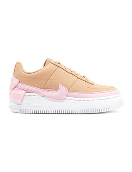 Air Force 1 Jester Xx Leather Sneakers by Nike