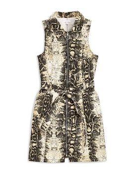 Topshop Denim Dress   Dresses by Topshop