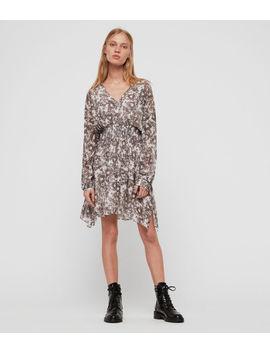 Nichola Rosa Dress by Allsaints