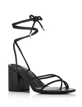 Women's Kate Ankle Strap Block Heel Sandals   100 Percents Exclusive by Aqua