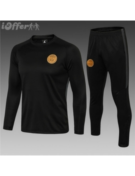 New Season Men's Jogging Training Tracksuit Survetement by I Offer