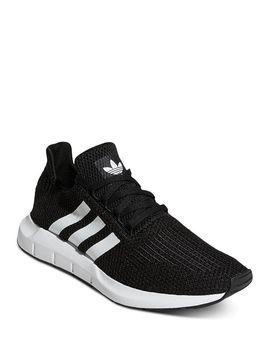 Women's Swift Run Knit Sneakers by Adidas