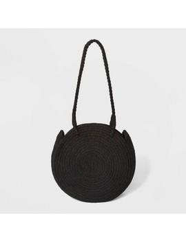 Circle Rope Tote Handbag   Universal Thread by Universal Thread