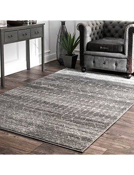 """nuloom-moroccan-blythe-area-rug,-5-x-7-5"""",-dark-grey by nuloom"""