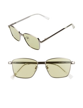 Supastar 54mm Tinted Square Sunglasses by Le Specs