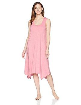 Arabella Women's Sleeveless Rayon Slub Nightgown by Arabella