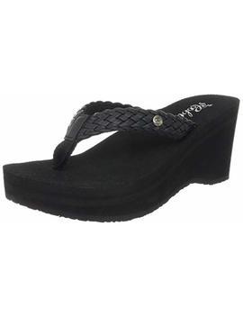 Cobian Zoe Women's Flip Flop Wedge Sandal by Cobian