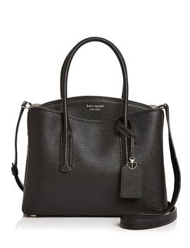 Margaux Medium Leather Satchel by Kate Spade New York