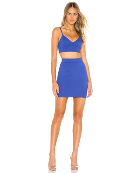 Tina Skirt Set by Superdown